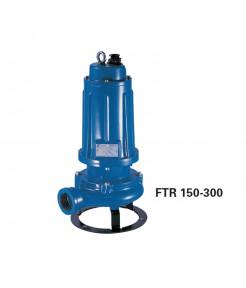 Υποβρύχια Αντλία Βαρέων Λυμάτων με Κοπτήρα FTR 300/T, 2,2kW, 380V