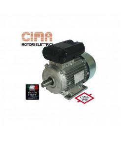 Ηλεκτροκινητήρας CIMA MEC 100 2/6 1-phase (220V) 6 poles