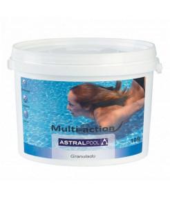 Πολυταμπλέτα Πισίνας Multi-Action 10kg Επεξεργασία Νερού