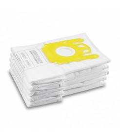 Σακούλες φιλτραρίσματος από μαλακό ύφασμα για VC 6 (5 τμχ.) Για Σκούπες Αναρρόφησης