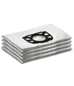 Σακούλες φλις για WD 7.000-WD 7.999 (5 τμχ.) Για Σκούπες Αναρρόφησης