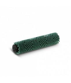 Βούρτσα κυλινδρική πράσινη-γκρι (400mm) Για Μηχανές Περιποίησης Δαπέδου
