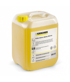 Ενεργό καθαριστικό, αλκαλικό RM 81 NTA Free (10 L) Χημικά Professional